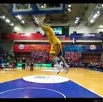 Najpiękniejsze koszykarskie akcje - ROSJA