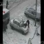 Ruscy złodzieje kradną Ładę!
