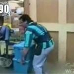 Kompilacja wypadków sklepowych
