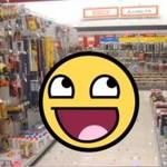 Uwaga, troll grasuje w sklepie z narzędziami!