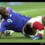 Najkoszmarniejsze kontuzje piłkarskie!
