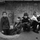 BEZDOMNE dzieci z Rosji