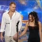 Niezwykle wzruszający taniec duetu z Ukrainy