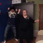Taniec z babcią - wyluzowana staruszka!