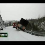 Ciężki sprzęt vs zima