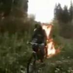 Płonące siodło
