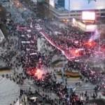 Pani Bożena z Wałbrzycha dzwoni w sprawie Marszu 11.11.2013