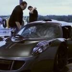 Najszybsze auto świata - Hennessey Venom