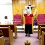 Taniec... w kościele!?