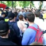 Marsz Wyzwolenia Konopi - AKCJA Z POLICJĄ!