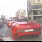 Czubek ROZWALIŁ Ferrari!