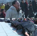 Korea opłakuje śmierć Kim Dzong Ila