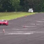 Opel Kadett POKONAŁ Ferrari!