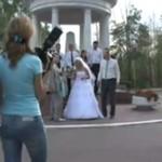 Ślub w Rosji - ZADYMA!