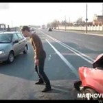 Wypadek - on nie uwierzył, że wyszedł z tego cało!