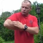 MMA i samoobrona - ciosy łokciem