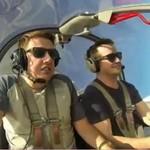 Josh najbrdziej na świecie boi się latania