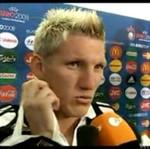 Hiszpanierozwalili Schweinsteigerowi wywiad!