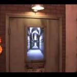 Drzwi dla fascynata horrorów!
