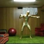 Anonimowy tancerz zachwyca w Internecie!