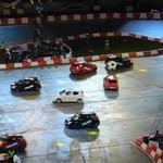 Top Gear Live 2013 Warszawa, mecz Polska -Anglia