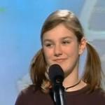 "12-letnia Ewa Farna w ""Szansie na Sukces"""