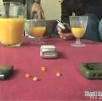 Czy można uprażyć kukurydzę... telefonem!?