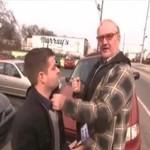 Reporter vs dziadek