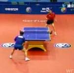 Mistrzowska partia pingponga