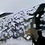 Lawina śnieżna