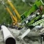 Ekstremalne maszyny - wypadki dźwigów