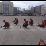 Skuwanie asfaltu w Rosji