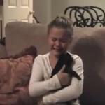 Emma dostała szczeniaczka