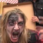 Zombie w pizzy - KAWAŁ!