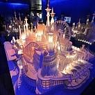 Niezwykły zamek... Z PAPIERU!