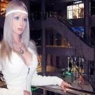 Dwie laleczki Barbie z Ukrainy