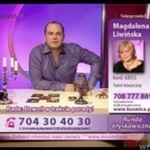 Kibic dzwoni do wróża Macieja