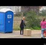Kawał z toaletą