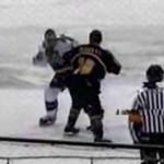 Kompilacja walk hokejowych