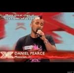 "Daniel Pearce, nowe odkrycie ""X Factora"""
