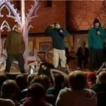Kabaret Czesuaf śmieje się z hip-hopu