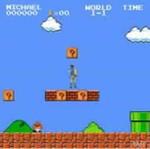 """Michael Jackson w """"Super Mario Bros""""?"""