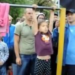 Rosyjska mała siłaczka