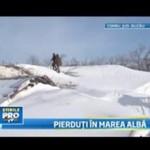 Rumunia - zasypało budynki po dach!