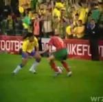 Ronaldinho w natarciu