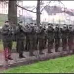 Polski żołnierz - milimetry od śmierci!