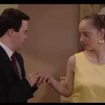 Maciek oświadcza się Martynie