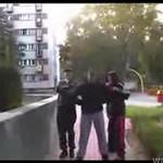 Osiedlowe niebezpieczeństwa - KOZAK!