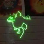 Animacja laserowa - SUPER!