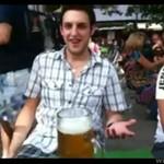 Mistrz w piciu piwa